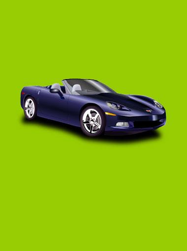Modèle-d'auto-sportive