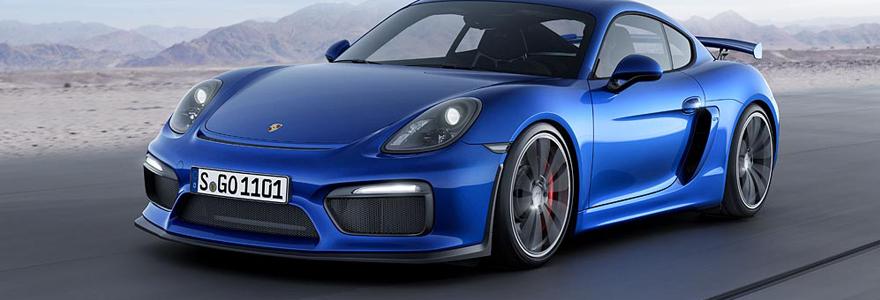 assurance Porsche 991