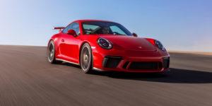 Prenez le temps d'assurer votre Porsche 991 avec Allianz