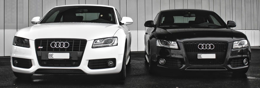Meilleures occasions de marque Audi